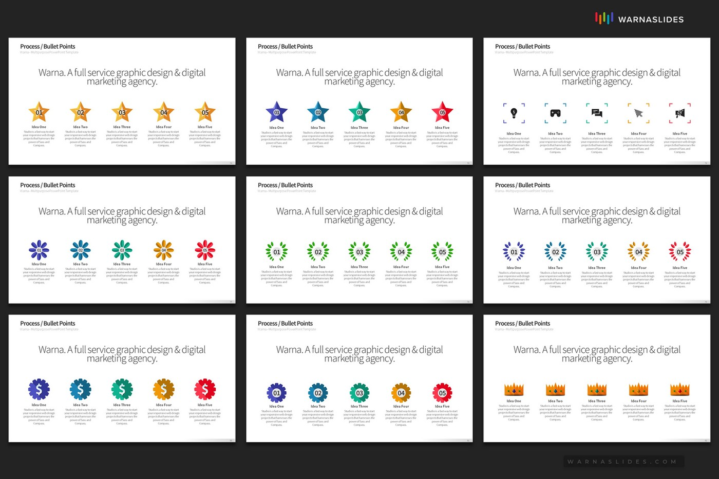 5-Bullet-Points-PowerPoint-Template-for-Business-Pitch-Deck-Professional-Creative-PowerPoint-Icons-014