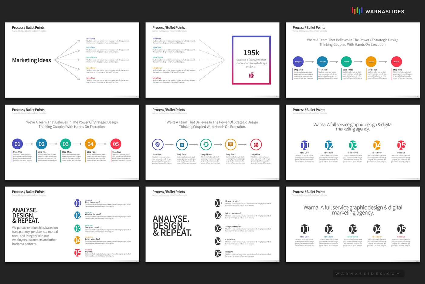 5-Bullet-Points-PowerPoint-Template-for-Business-Pitch-Deck-Professional-Creative-PowerPoint-Icons-016
