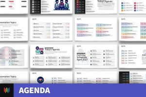 Agenda Meeting PowerPoint Template