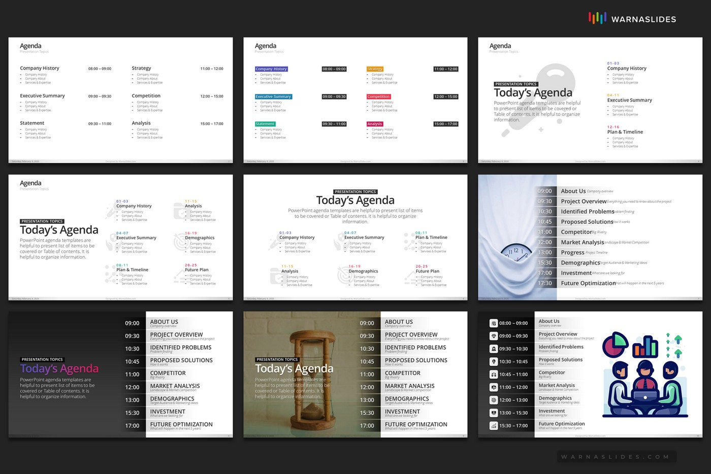 Agenda-Meeting-PowerPoint-Template-2020-for-Business-Pitch-Deck-Professional-Creative-Presentation-by-Warna-Slides-006