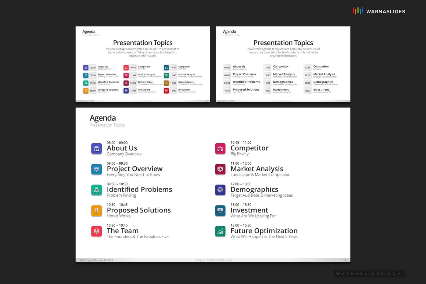 Agenda-Meeting-PowerPoint-Template-2020-for-Business-Pitch-Deck-Professional-Creative-Presentation-by-Warna-Slides-008