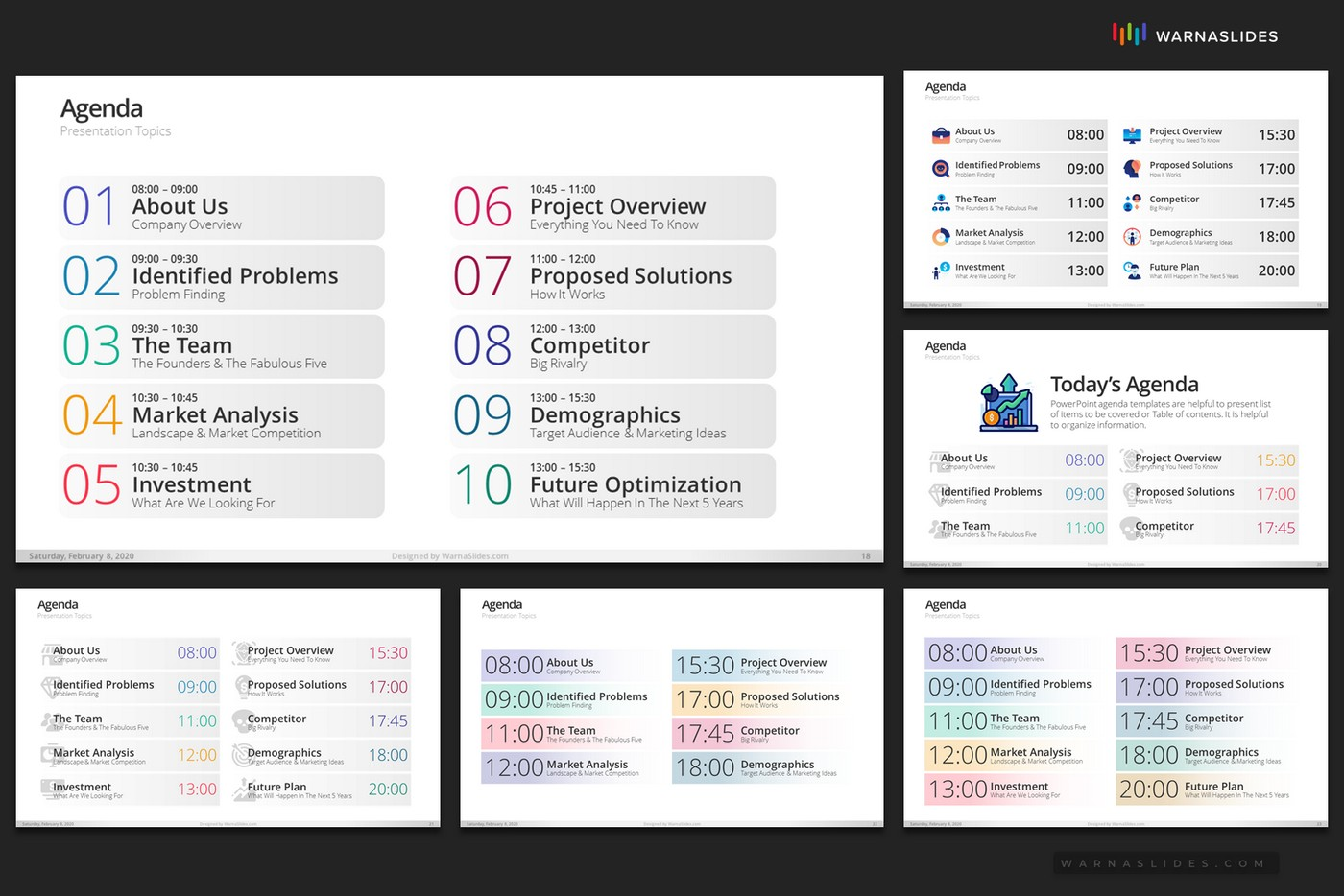Agenda-Meeting-PowerPoint-Template-2020-for-Business-Pitch-Deck-Professional-Creative-Presentation-by-Warna-Slides-009