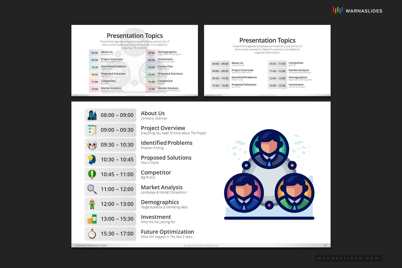 Agenda-Meeting-PowerPoint-Template-2020-for-Business-Pitch-Deck-Professional-Creative-Presentation-by-Warna-Slides-012