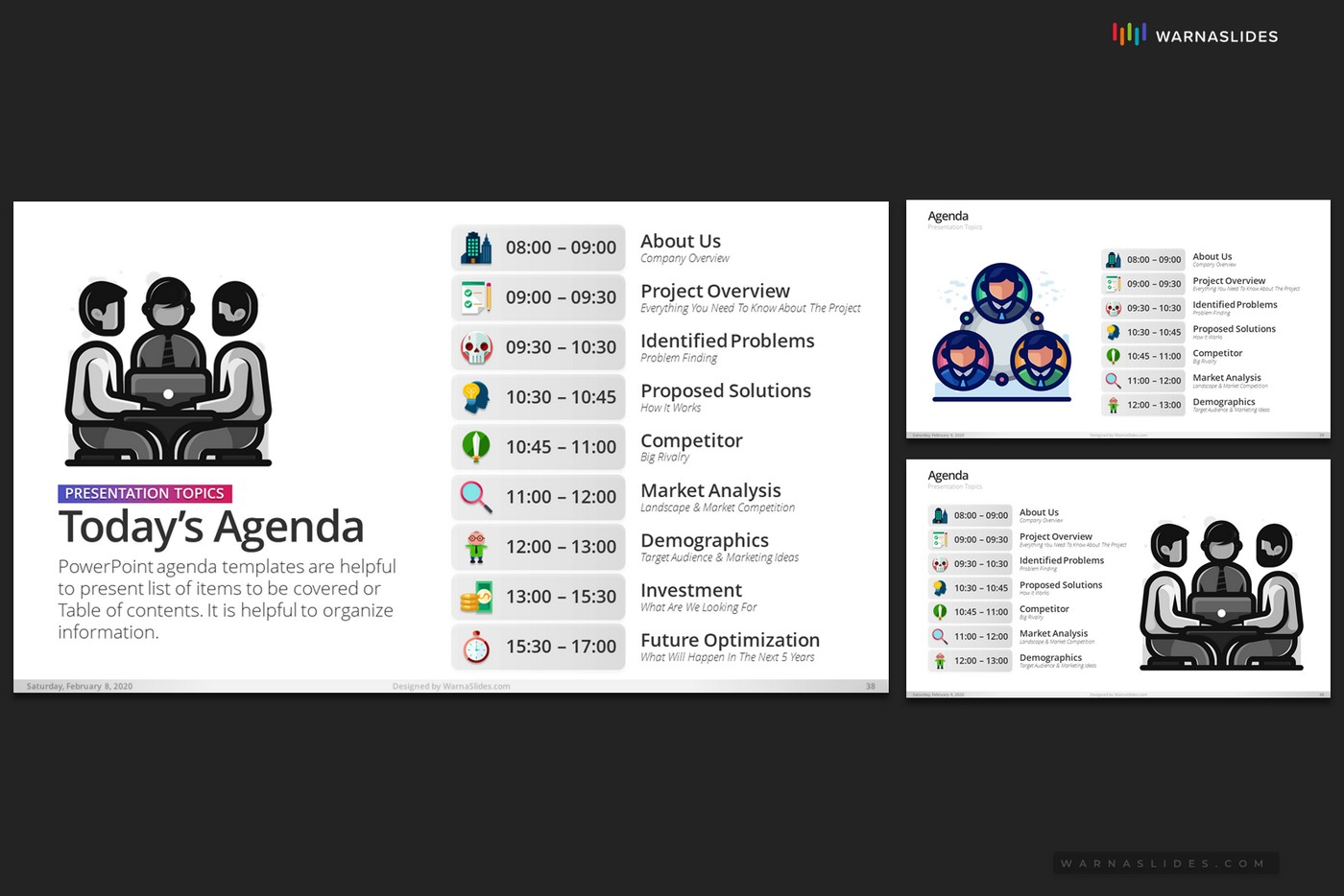 Agenda-Meeting-PowerPoint-Template-2020-for-Business-Pitch-Deck-Professional-Creative-Presentation-by-Warna-Slides-013