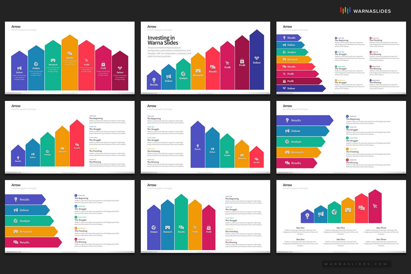 Arrows-Chevron-Ladder-Growth-PowerPoint-Template-for-Business-Pitch-Deck-Professional-Creative-PowerPoint-Icons-008