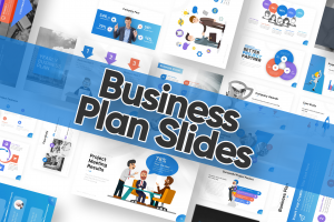Business Slide Powerpoint Template
