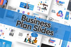 Business Slide Powerpoint Template