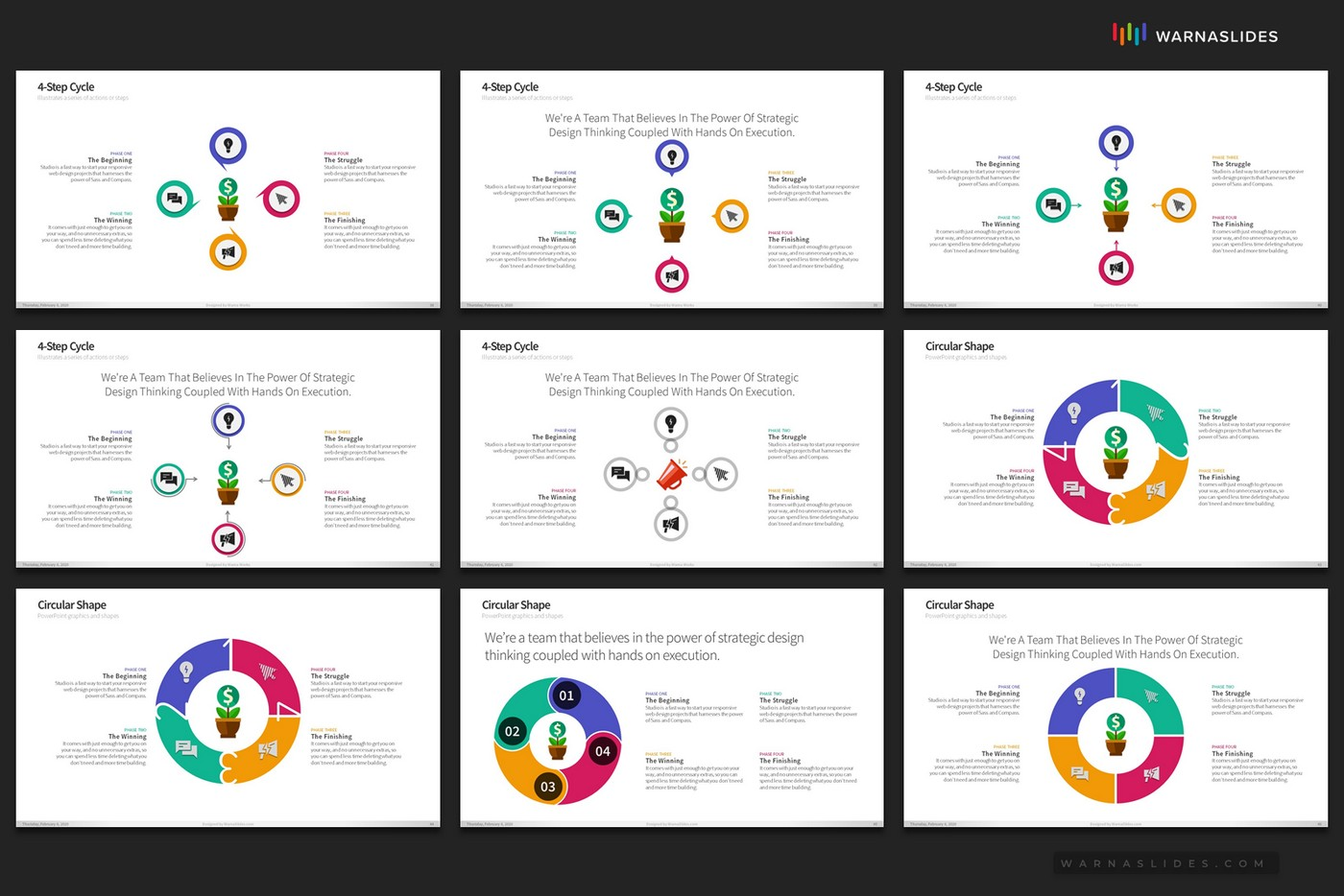 Cycle-Circular-Process-Step-PowerPoint-Template-for-Business-Pitch-Deck-Professional-Creative-PowerPoint-Icons-010