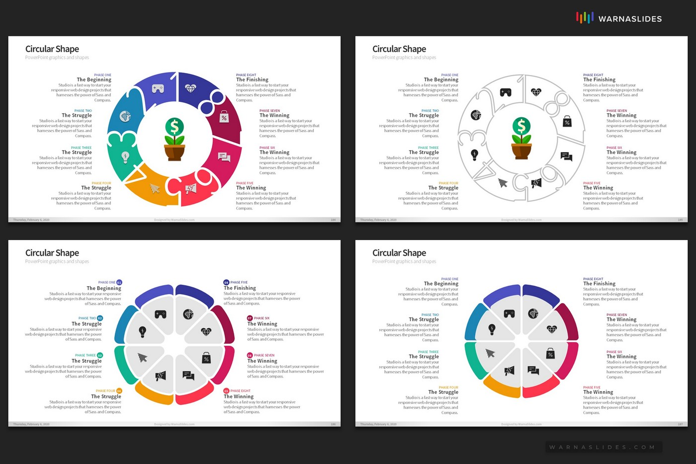 Cycle-Circular-Process-Step-PowerPoint-Template-for-Business-Pitch-Deck-Professional-Creative-PowerPoint-Icons-029