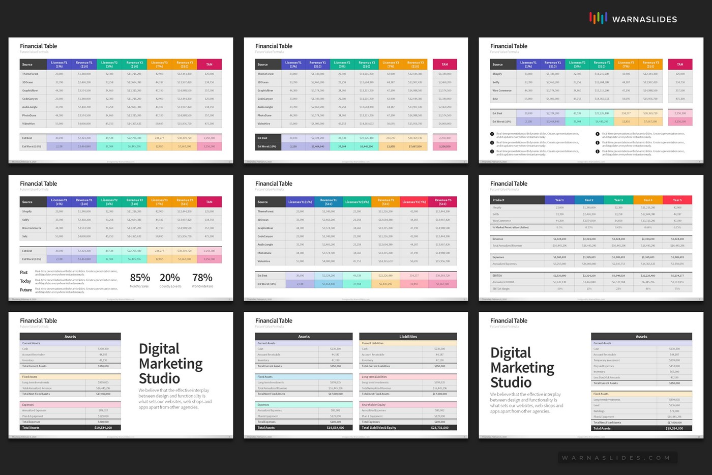 Financial-Tables-PowerPoint-Template-for-Business-Pitch-Deck-Professional-Creative-PowerPoint-Icons-006