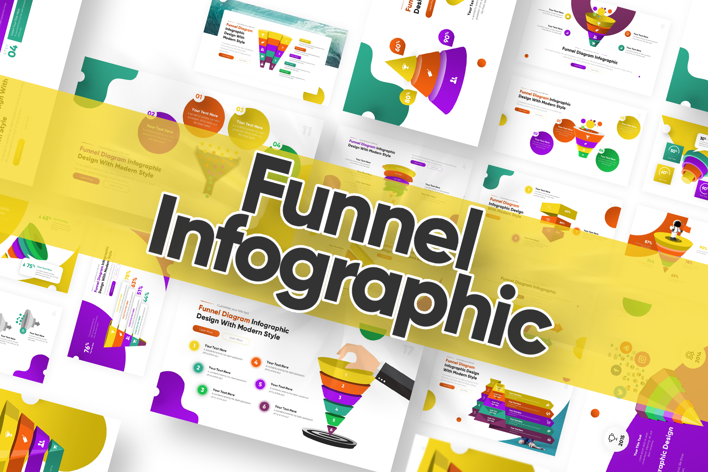 Funnel Infographic