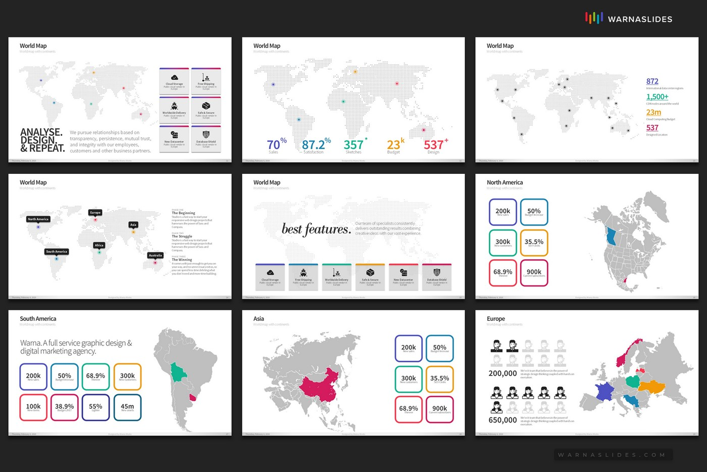 Infographic-Demographic-Maps-PowerPoint-Template-for-Business-Pitch-Deck-Professional-Creative-PowerPoint-Icons-007