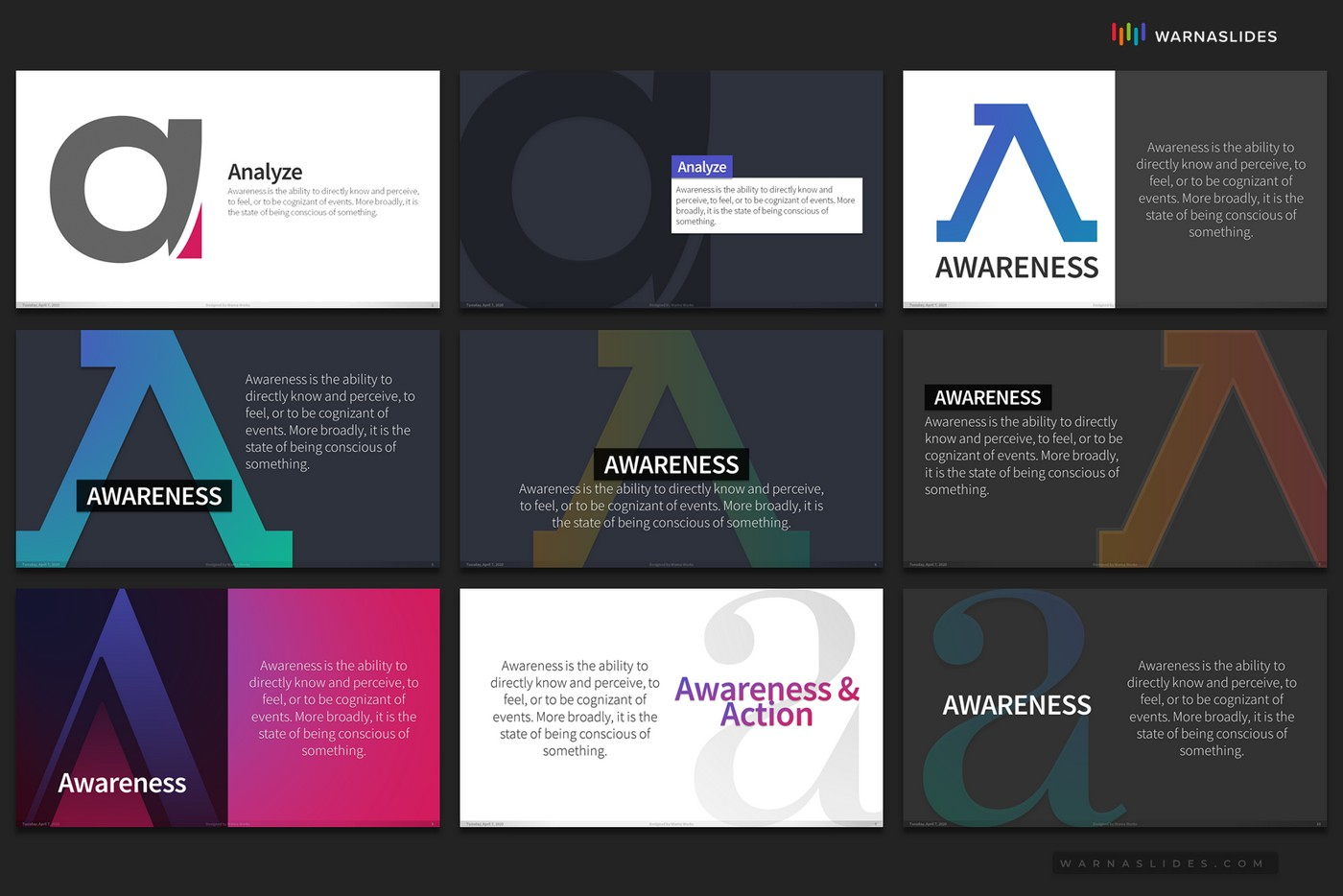 Letter-A-Typography-PowerPoint-Template-for-Business-Pitch-Deck-Professional-Creative-PowerPoint-Icons-010