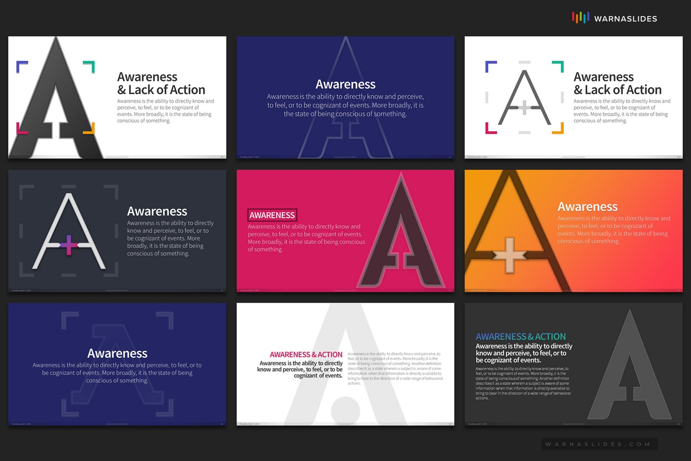 Letter-A-Typography-PowerPoint-Template-for-Business-Pitch-Deck-Professional-Creative-PowerPoint-Icons-011