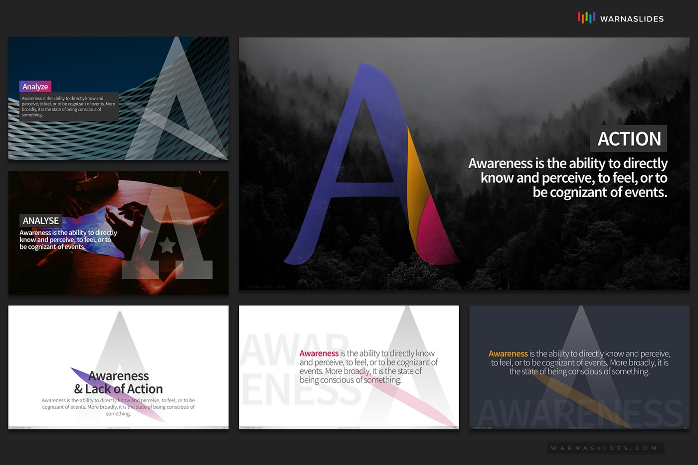 Letter-A-Typography-PowerPoint-Template-for-Business-Pitch-Deck-Professional-Creative-PowerPoint-Icons-013
