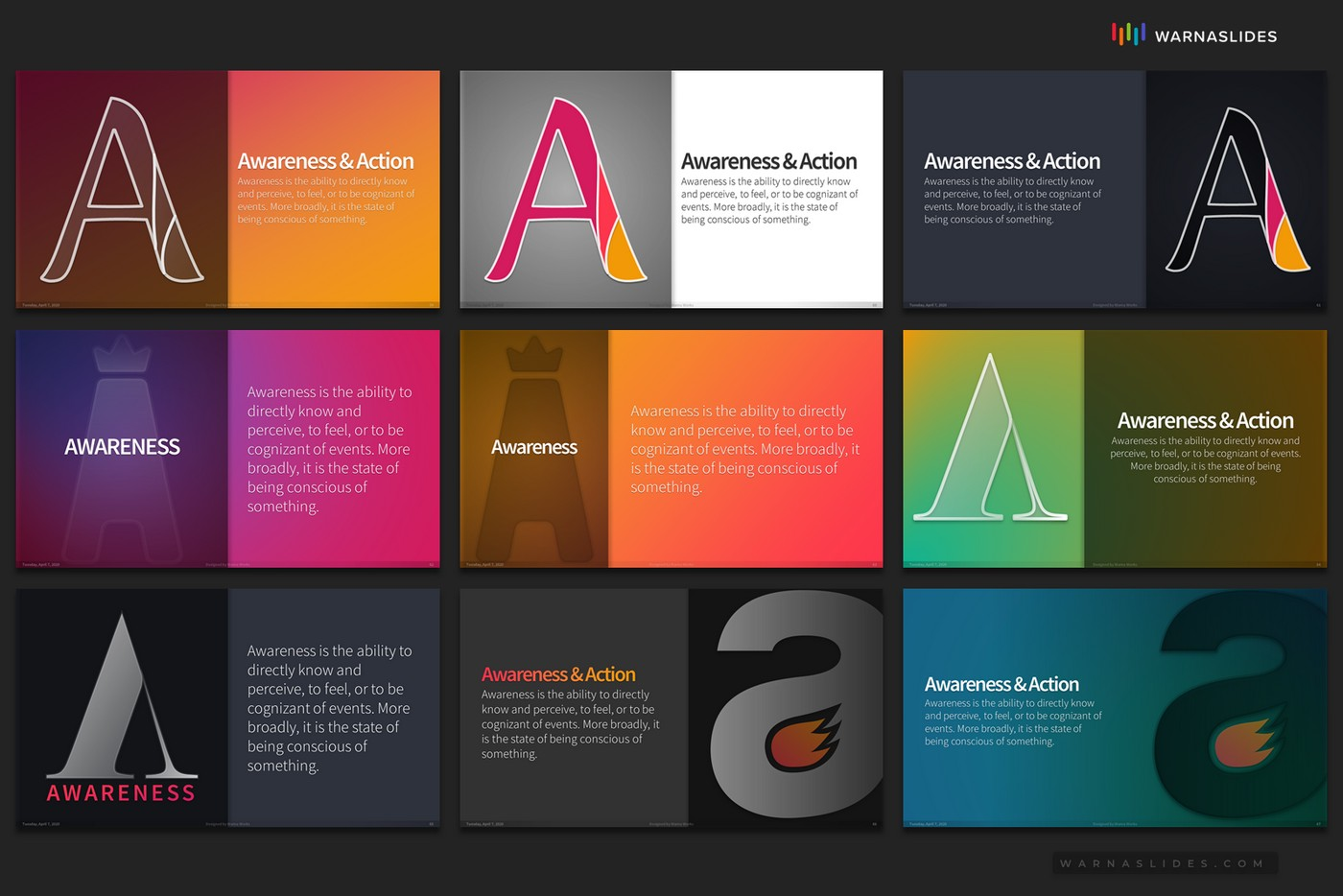 Letter-A-Typography-PowerPoint-Template-for-Business-Pitch-Deck-Professional-Creative-PowerPoint-Icons-015