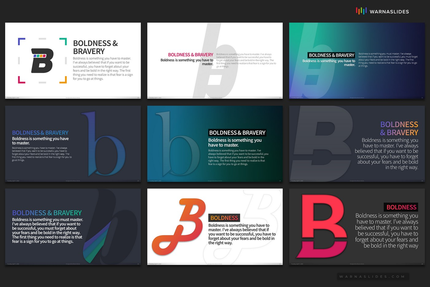 Letter-B-Typography-PowerPoint-Template-for-Business-Pitch-Deck-Professional-Creative-PowerPoint-Icons-011