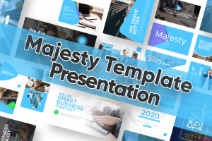 Majesty Powerpoint Template