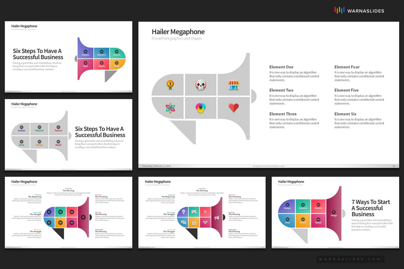 Megaphone-Hailer-Digital-Marketing-PowerPoint-Template-for-Business-Pitch-Deck-Professional-Creative-PowerPoint-Icons-009