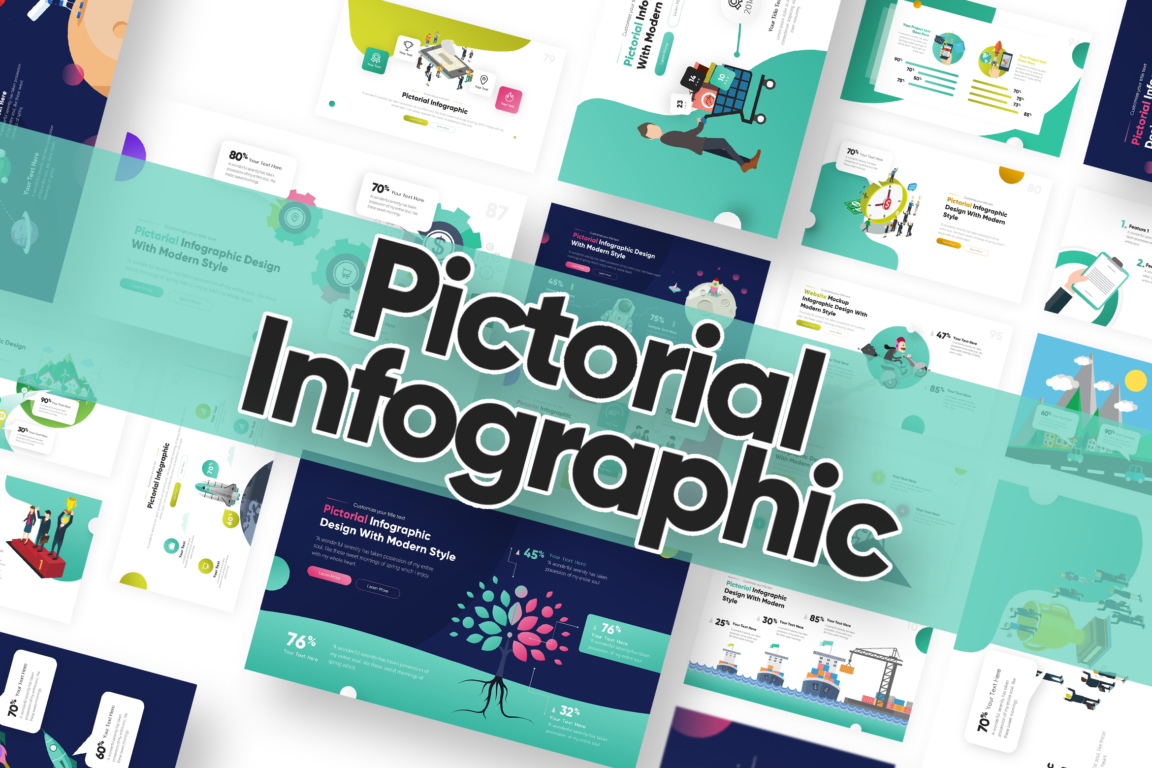 Pictorial Infographic