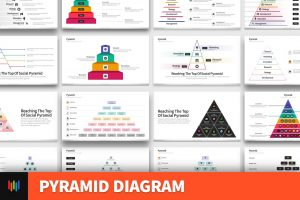 Pyramid Diagram PowerPoint Template