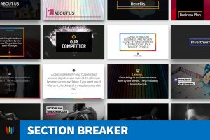 Section Breaker PowerPoint Template