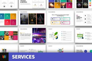Services PowerPoint Template