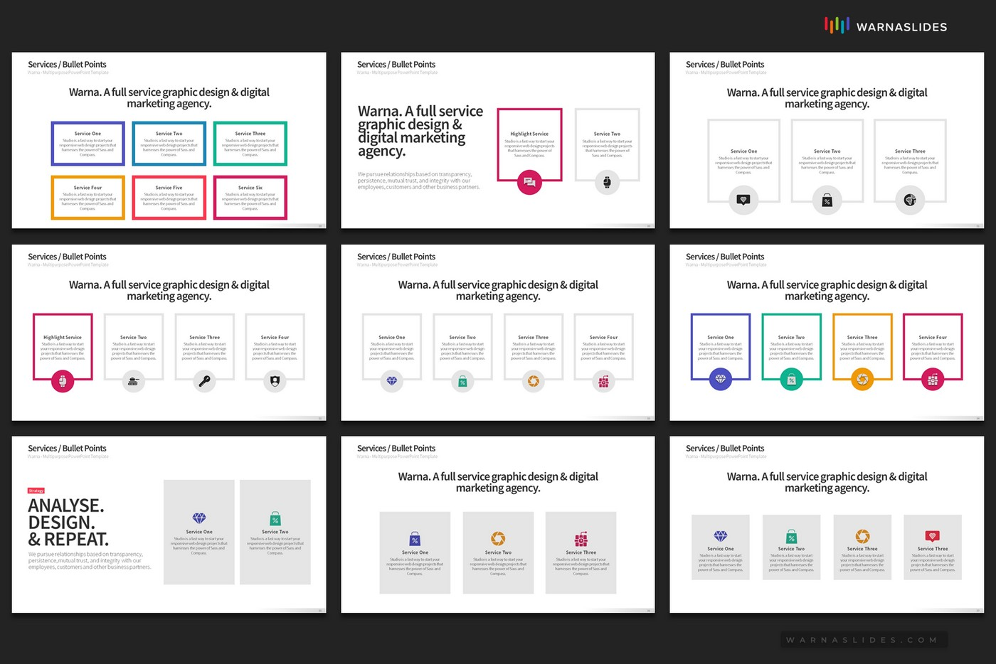 Services-SEO-Management-Bullet-Points-PowerPoint-Template-for-Business-Pitch-Deck-Professional-Creative-PowerPoint-Icons-009