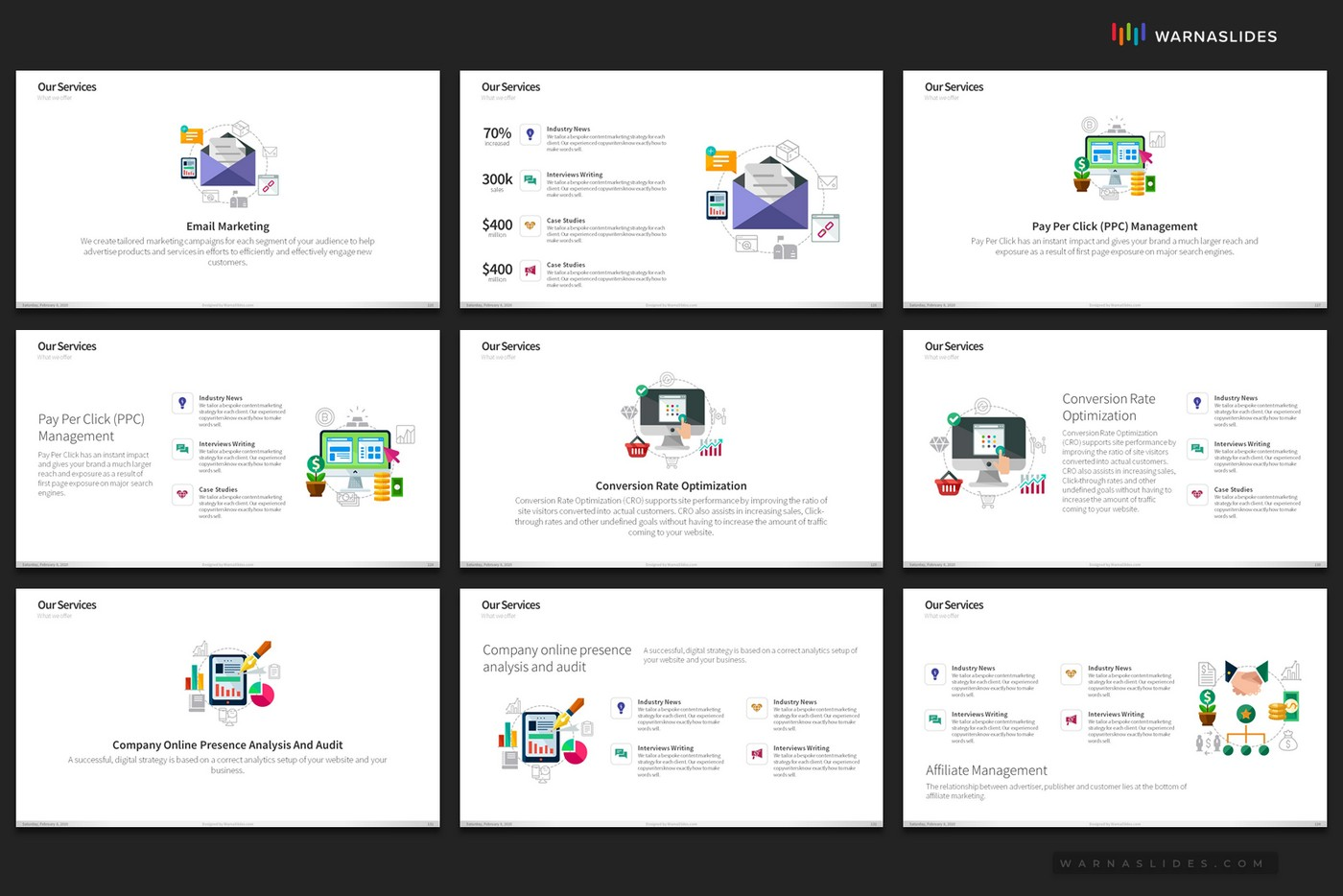 Services-SEO-Management-Bullet-Points-PowerPoint-Template-for-Business-Pitch-Deck-Professional-Creative-PowerPoint-Icons-020