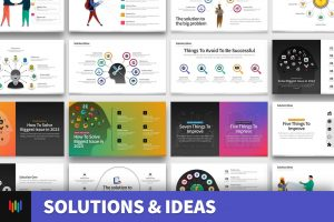 Solution & Ideas PowerPoint Template