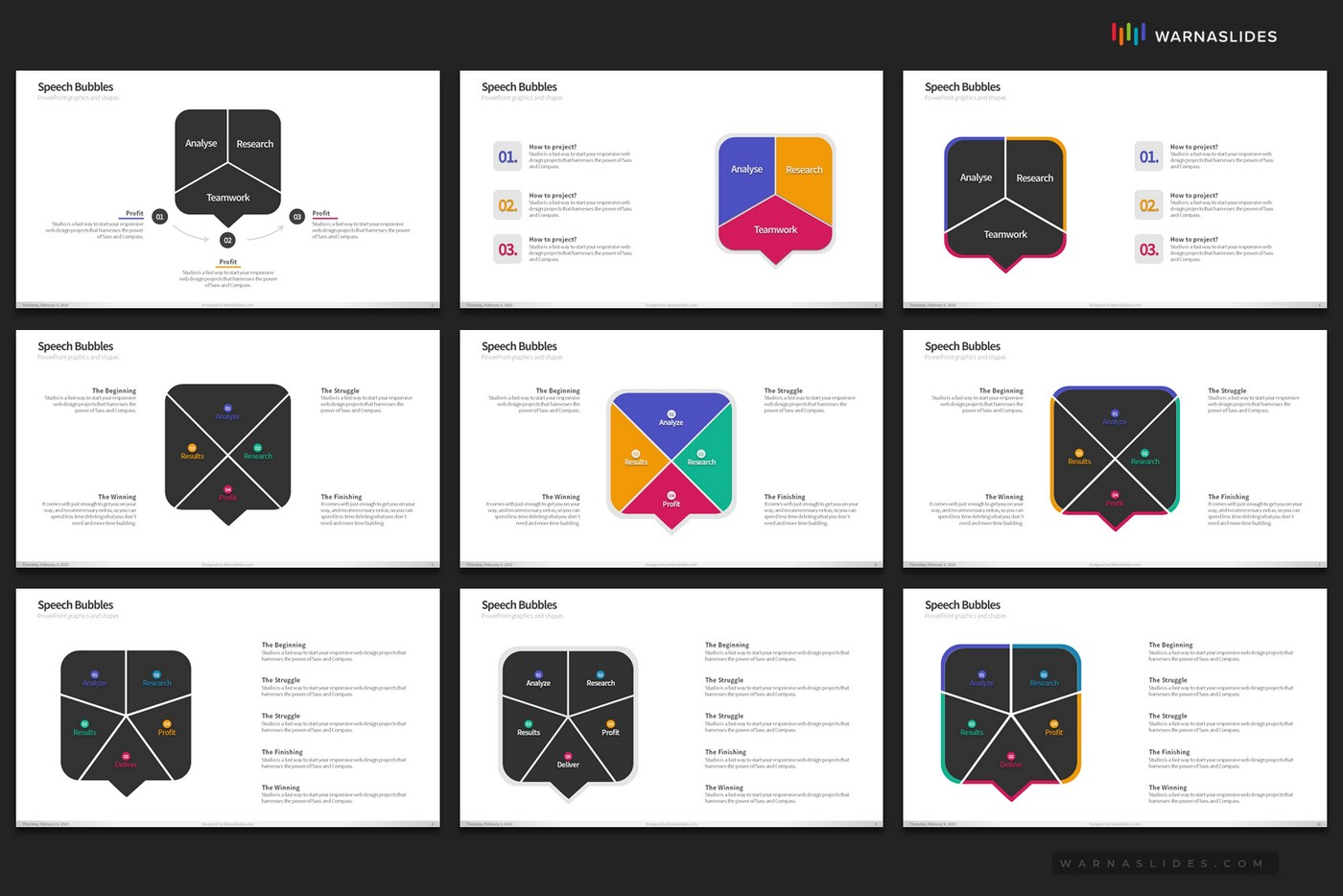 Speech-Bubbles-Communication-PowerPoint-Template-for-Business-Pitch-Deck-Professional-Creative-PowerPoint-Icons-006