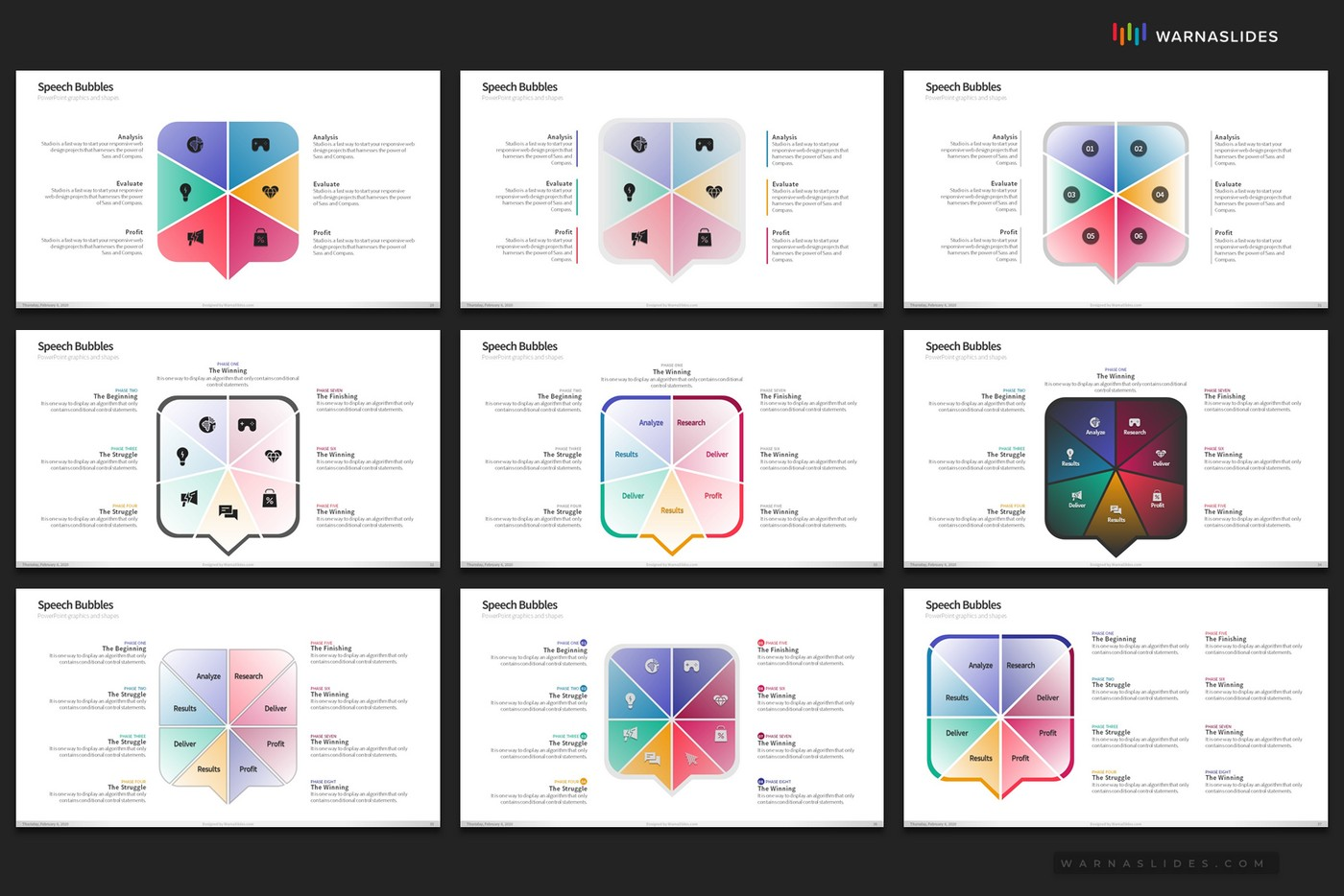 Speech-Bubbles-Communication-PowerPoint-Template-for-Business-Pitch-Deck-Professional-Creative-PowerPoint-Icons-009