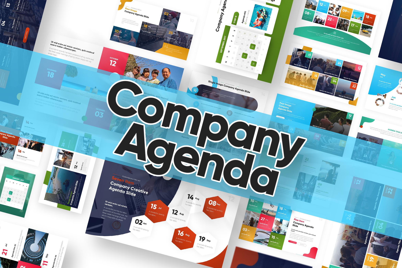company agenda – bigproject