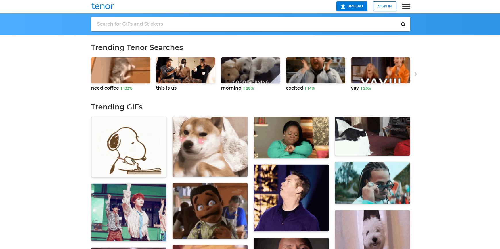 Tenor.com Screenshot
