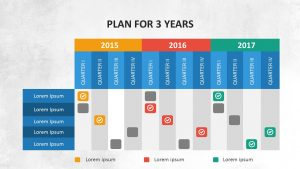 Gantt Chart for PowerPoint