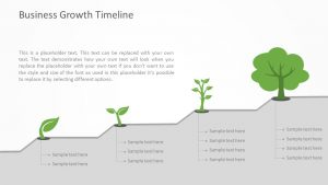 Business Growth PowerPoint Template