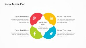 Free Social Media Plan PowerPoint Template