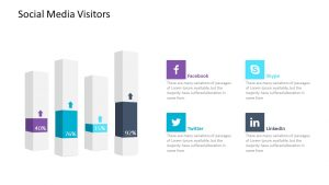 Social Media Users PowerPoint Template