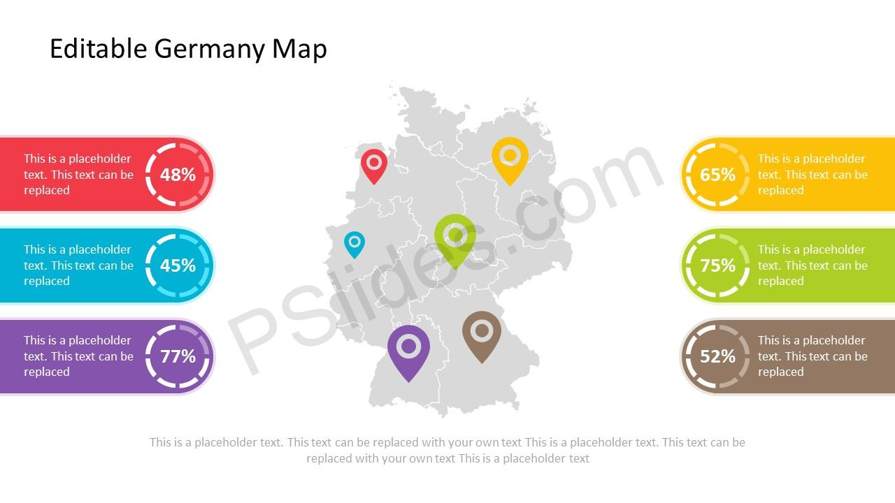 German PPT Maps