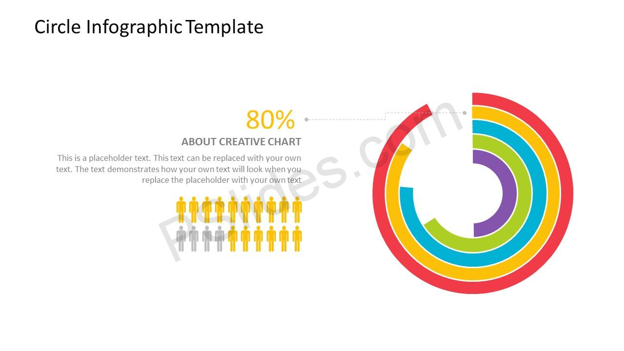 Free Circle Infographic PowerPoint Template