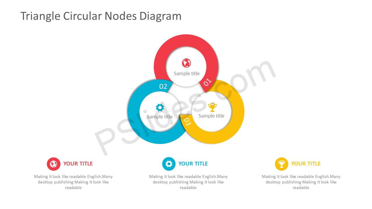 Circular PPT Template