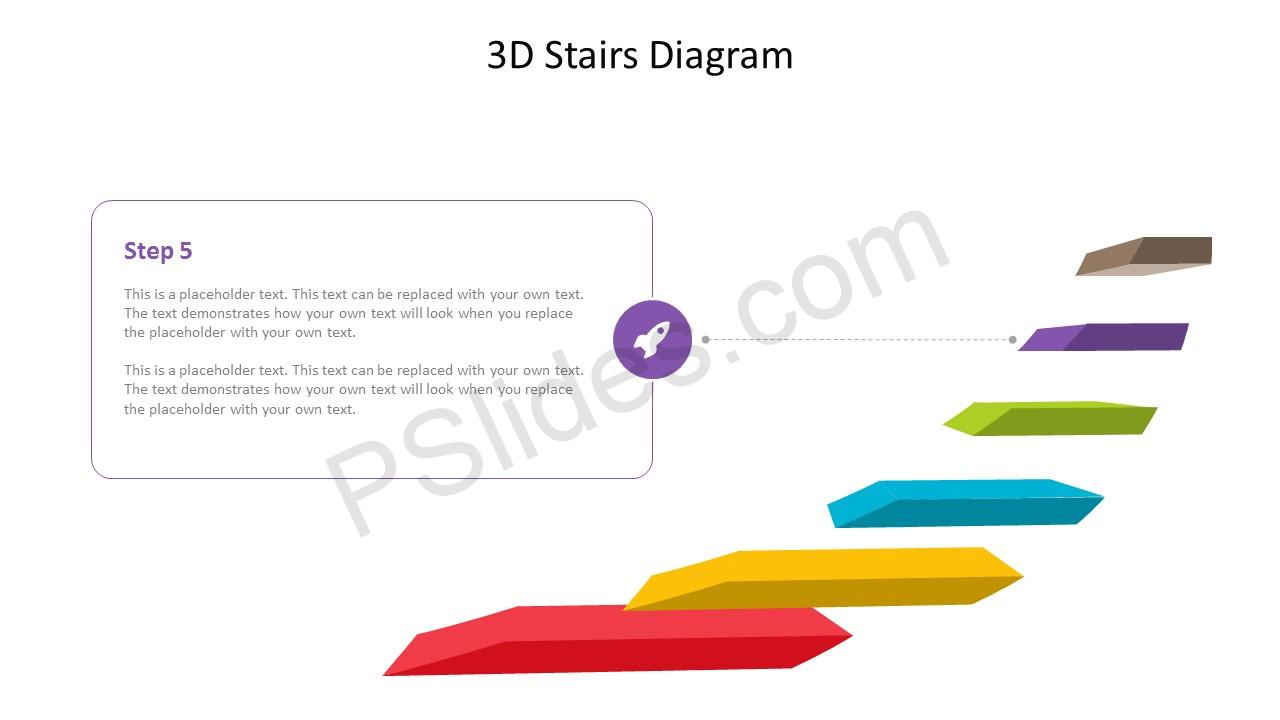 Step 5 PowerPoint Template