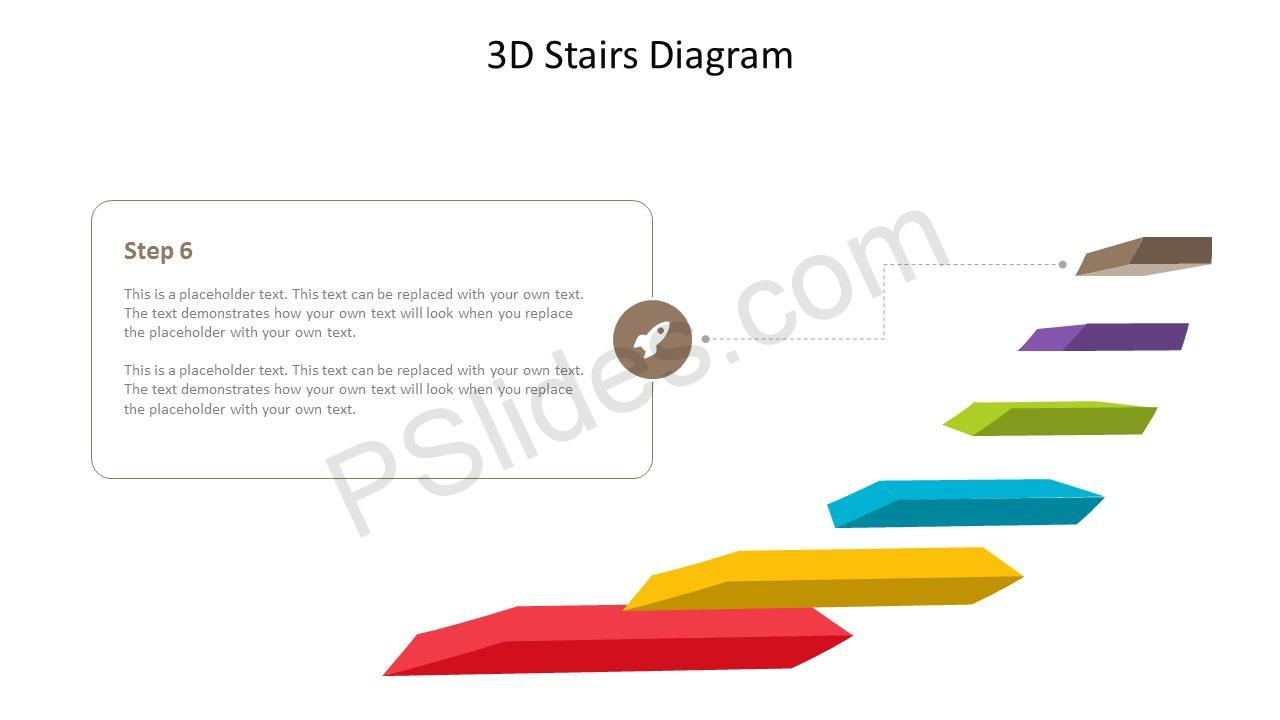 Step 6 PowerPoint Template