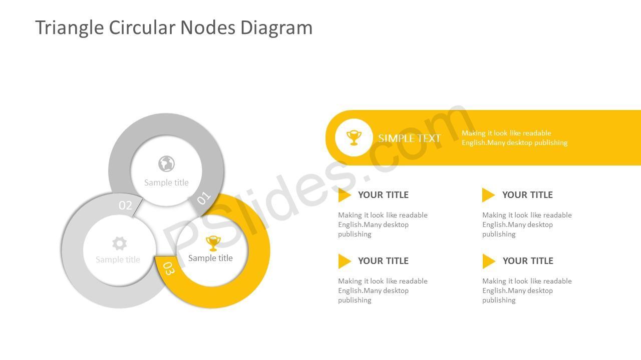 Circular PowerPoint Template