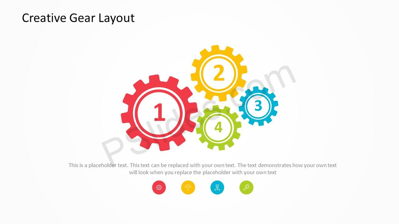 Free creative gears powerpoint template creative gears powerpoint template slide1 toneelgroepblik Choice Image