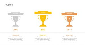 Free Awards PowerPoint Template