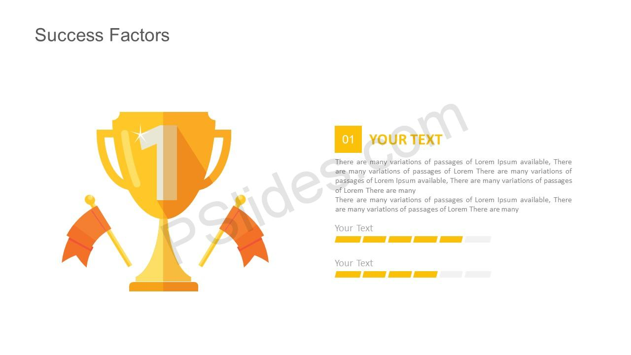 Success Factors PowerPoint Template