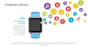 Smartwatch Mockup PowerPoint Template