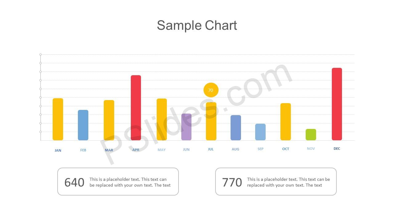 Simple Bar Chart for PowerPoint