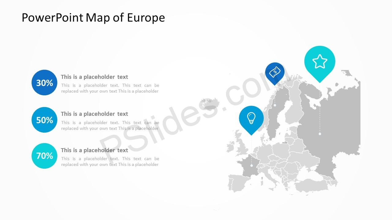 Europe PPT Template